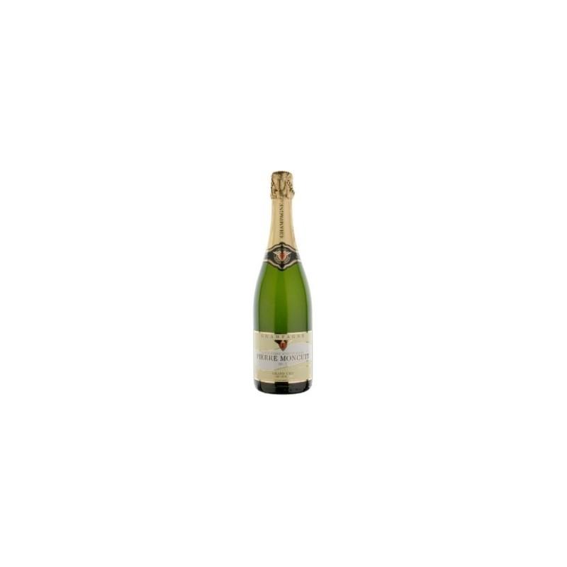 Pierre Moncuit - Champagne Grand Cru Blanc de Blanc 100%, l. 0,75