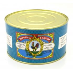 Tonno all'olio di oliva - Vicente Marino 4 kg