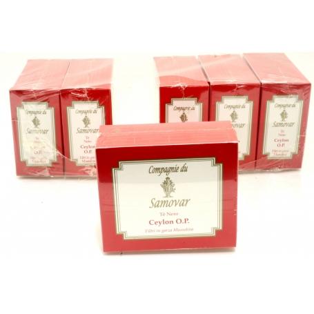 Samovar Tea - Ceylon - conf. 20 filters - Tè