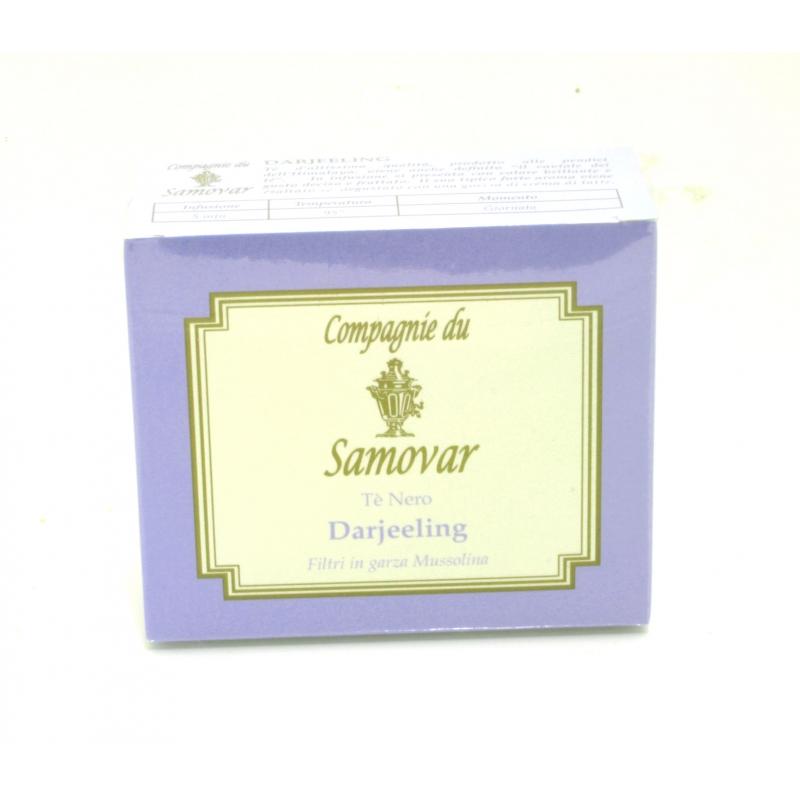 Samovar tea-Darjeeling-CONF. from 20 filters