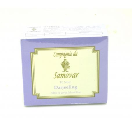 Tè Samovar - Darjeeling - conf. da 20 filtri - Tè