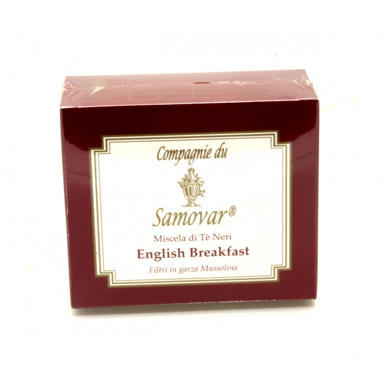 Samovar tea-English Breakfast-CONF. from 20 filters