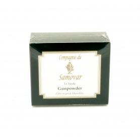 Samowar Tee - Gunpowder - Conf. 20 Filter