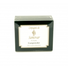 Tè Samovar  - Gunpowder - conf. da 20 filtri