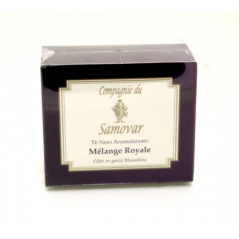 Thé Samovar-mélange Royale-conf de 20 filtres