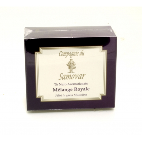 Samovar tea-Melange Royale-conf from 20 filters
