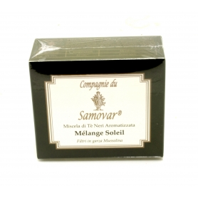 Te 'Samovar - Melange Soleil - 20-er Packung Filter