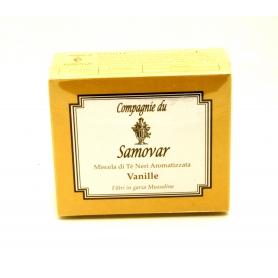 Te 'Samovar - Vanille - Packung von 20 Filter