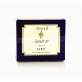 Thé Samovar - Pu-Ehr - boîte de 20 filtres