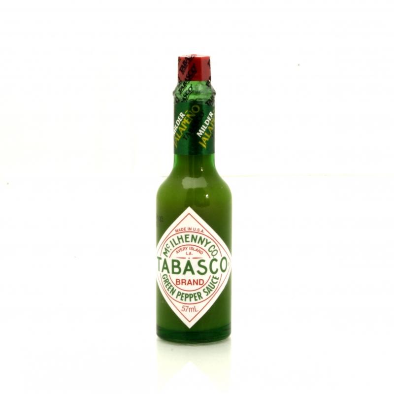 Tabasco to jalapeños, 57 ml-McIlhenny