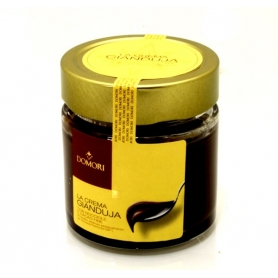 Gianduja cream, 200 gr