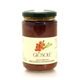 Peperoni friggitelli e pomodorini, 280 gr - Masseria Giòsole