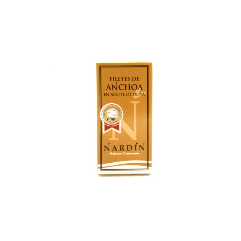 Nardìn - Filetti di acciuga all'olio di oliva