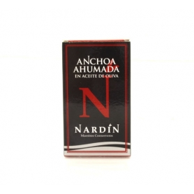 Nardin - Anchovy smoked olive oil, 100 gr