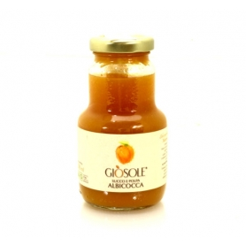 Juices and fruit pulp - Masseria GiòSole, Apricot 200 ml