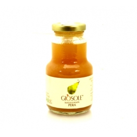 Juices and fruit pulp - Masseria GiòSole, Pear 200 ml