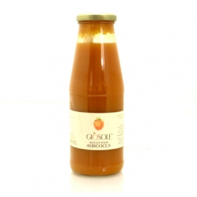 Jus et pulpe de fruit - Masseria GiòSole, Abricot 720 ml