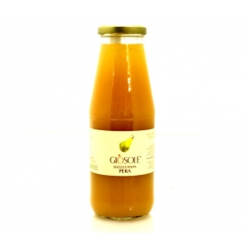 Juices and fruit pulp - Masseria GiòSole, Pear 720 ml