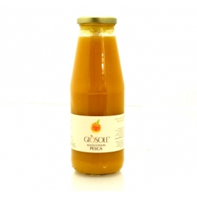 Jus et pulpe de fruit - Masseria GiòSole, Pêche 720 ml