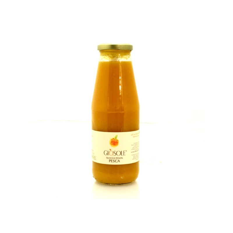Succhi e polpa di frutta - Masseria Giosole, Albicocca 200 ml