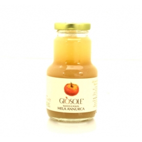Juices and fruit pulp - Masseria GiòSole, Apple Annurca 200 ml