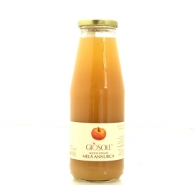 Juices and fruit pulp - Masseria GiòSole, Apple Annurca 720 ml