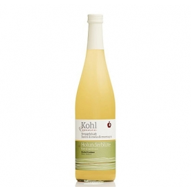 Juice of mountain apple and elderberry - Alto Adige, 750 ml