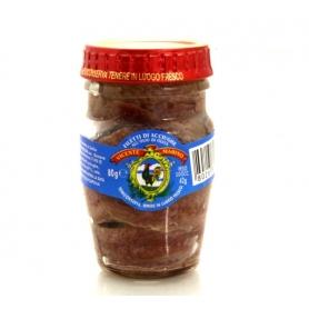 Filetti di acciughe - Vicente Marino, 80 gr