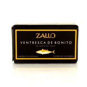 Ventresca di Tonno del Nord in olio di Oliva, 120 gr