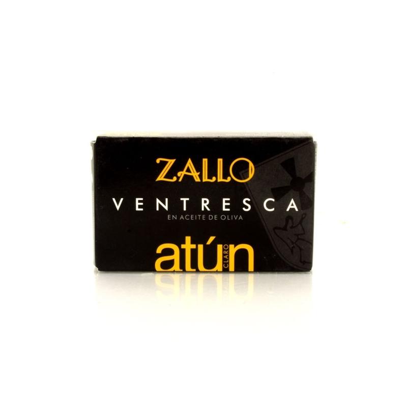 Ventresca di Tonno pinna gialla in olio di Oliva, 120 gr