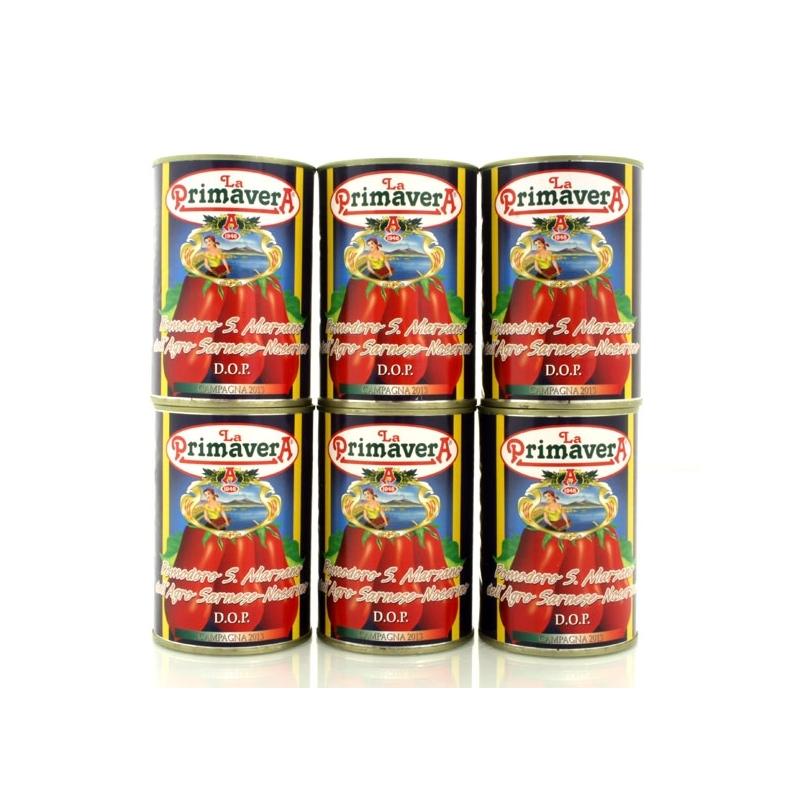 Pomodoro San Marzano dell'Agro Sarnese Nocerino, 260 gr