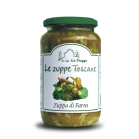 Soup of farro, 540 gr - Le Piagge