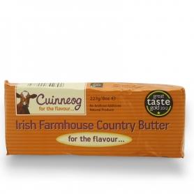 Le beurre salé irlandaise, 227 gr - Cuinneog