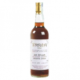 Tobermory Whisky - 33 years