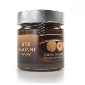 Gianduia cream - Majani
