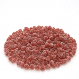 Candy Leone - Strawberries gelatin, 500 gr