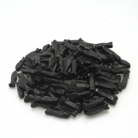 Candy Leone - Licorice Fish, 500 gr