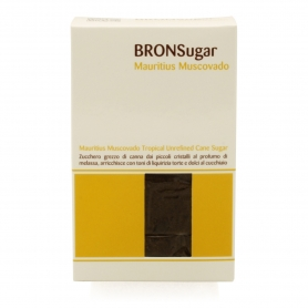 BronSugar - Mauritius Muscovado 500 gr