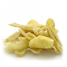 candied ginger, 250 gr