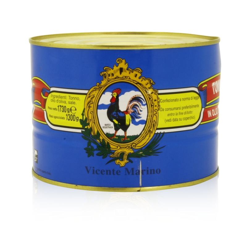 Tonno all'olio di oliva - Vicente Marino 2,4 kg