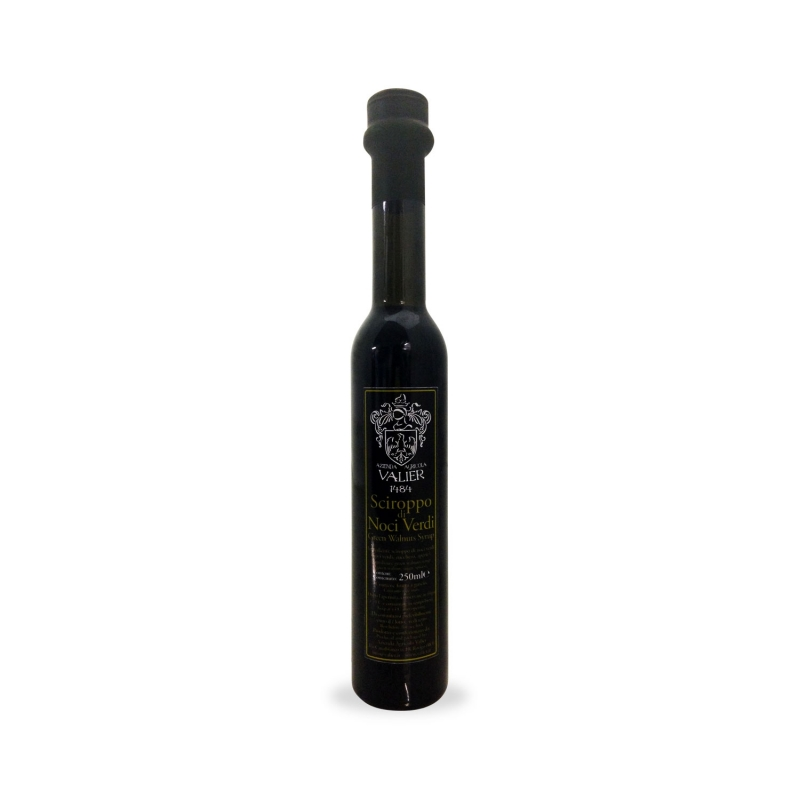 Sciroppo di Noci Verdi - Azienda agricola Valier, 250 ml.