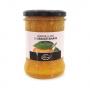 Marmelade d'orange amère avec couenne hachée, 330 g-Rouge