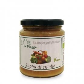 Zuppa di cipolle, 280 gr - Le Piagge