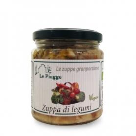 Zuppa di legumi, 300 gr - Le Piagge