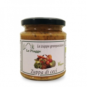 Zuppa di ceci, 300 gr - Le Piagge