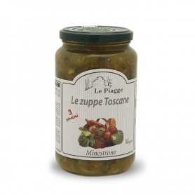 Zuppa minestrone, 540 gr - Le Piagge