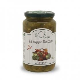 Minestrone soup, 540 gr - Le Piagge