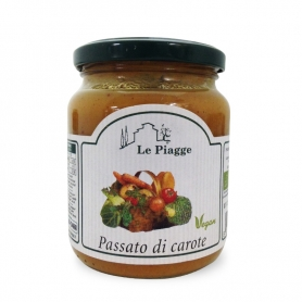 Past carrot, 350 gr - Le Piagge