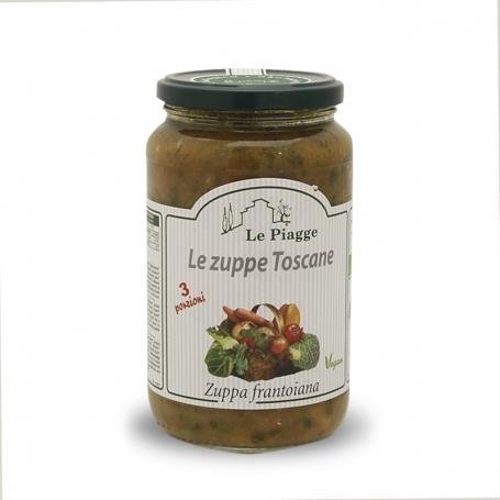 Zuppa frantoiana, 560 gr - Le Piagge - Minestre, Zuppe, Vellutate