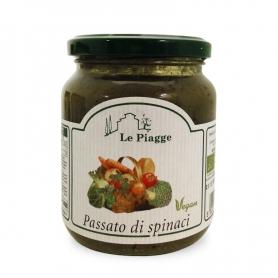 Puree spinach, 350 gr - Le Piagge